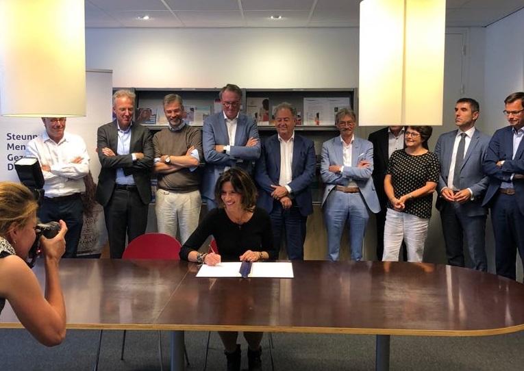 Hoofdlijnenakkoord voor de ggz ondertekend