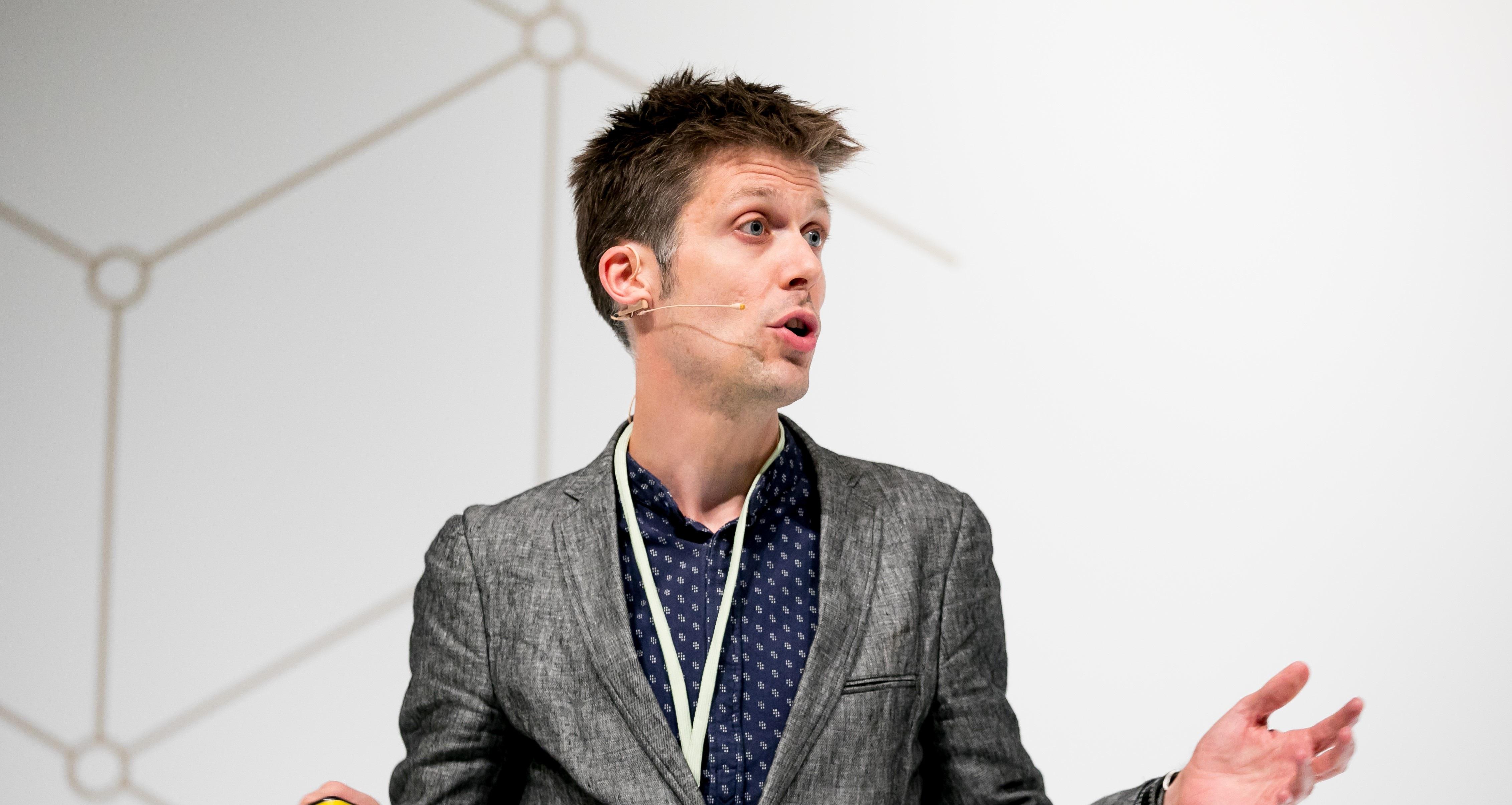Stefan van der Stigchel hoofdspreker op LVVP-congres