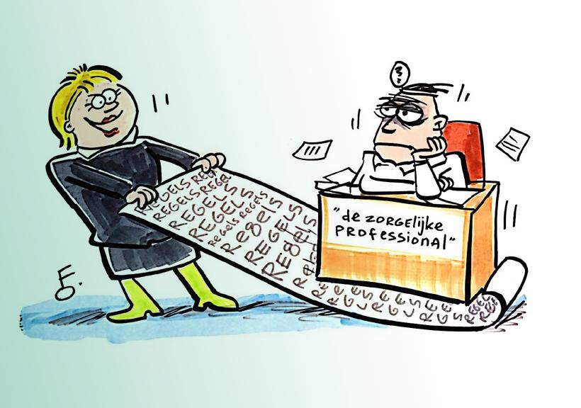 (Ont)regelmonitor: VvAA onderzoekt uw ervaring met administratieve lasten
