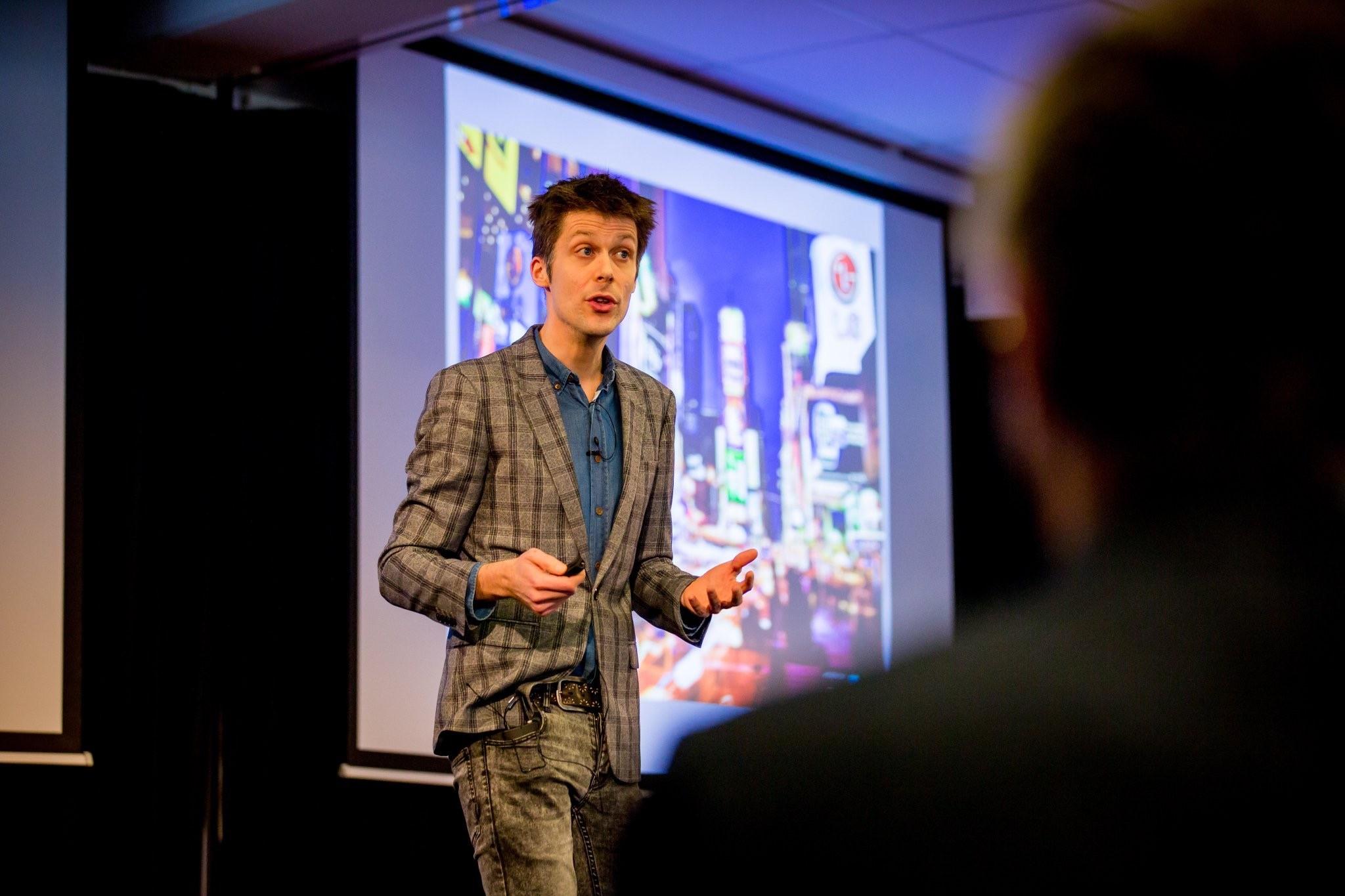 LVVP-congres: Stefan van der Stigchel over aandacht en concentratie