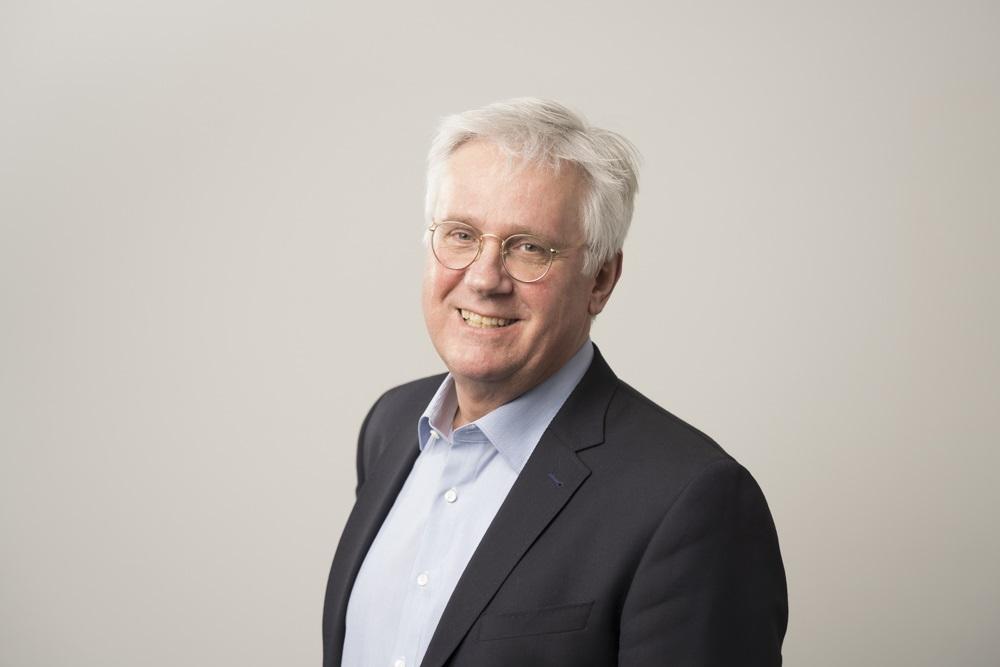 Dick Nieuwpoort met pensioen, afscheid voor leden op alv van 17 november 2021