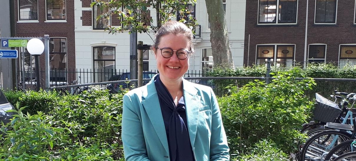 Paulien Peters: nieuwe beleidsmedewerker bij de LVVP